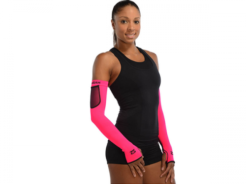 Seamless Compression Arm Warmers