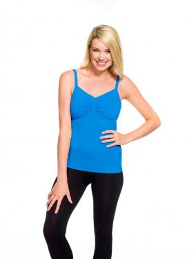 Seamless Ruched Tank