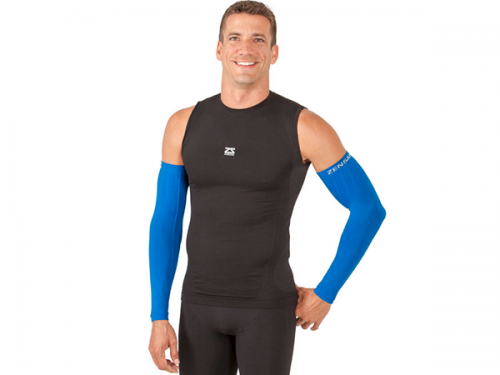 Seamless Compression Arm Sleeves